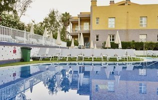 Pool Hotel Coral Compostela Beach Golf