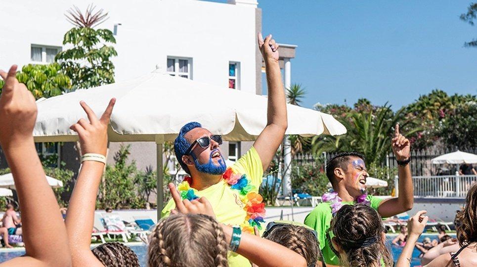 Activities for children Coral Compostela Beach Golf Hotel