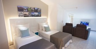 Dual floor grand apartment 3 adults Coral Compostela Beach Golf Hotel