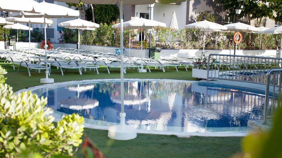 Piscina infantil Coral Compostela Beach Golf Hotel