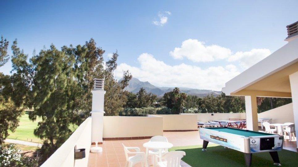 Games zone Coral Compostela Beach Golf Hotel