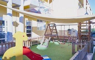 Children's area Hotel Coral Compostela Beach Golf