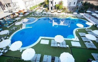 Outdoor swimming pool Coral Compostela Beach Golf Hotel