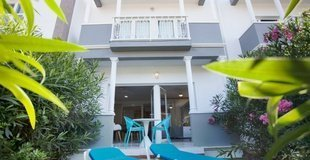 A1 apartment with private garden Coral Compostela Beach Golf Hotel