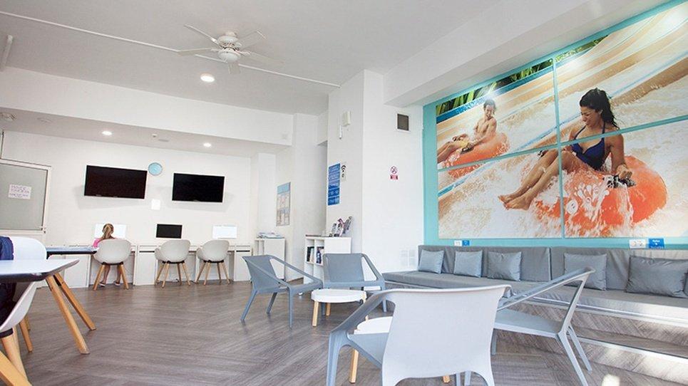 Internet corner Coral Compostela Beach Golf Hotel