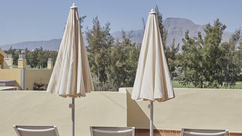 SOLARIUM AREA Hotel Coral Compostela Beach Golf