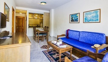 Family apartments Hotel Coral Compostela Beach Golf